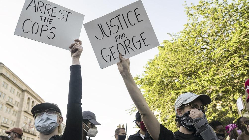 "El episodio trocó en emblema, ya que de inmediato nació el movimiento ""Black Lives Matter"""