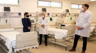 Kicillof creó un programa de atención de emergencias en zonas con alta circulación de coronavirus