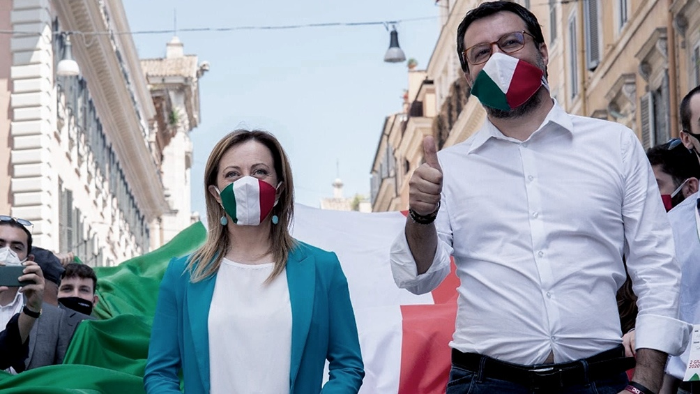 La oposición italiana se impone en al menos cuatro de siete regiones, según bocas de urna