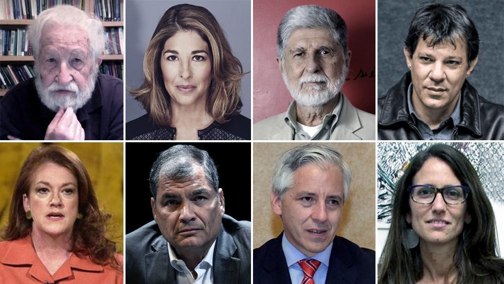 Intelectuales, políticos y activistas se reúnen hasta el domingo en la Internacional Progresista.