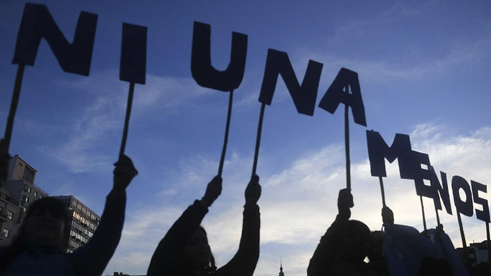 A cinco años de la primera marcha del #NiUnaMenos