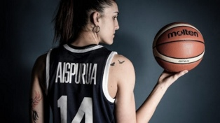 """""""Siempre nos ningunearon"""", acusa la basquetbolista del seleccionado Sofía Aispurúa"""