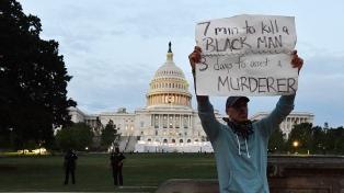 La presión por las reformas policiales se traslada al Congreso
