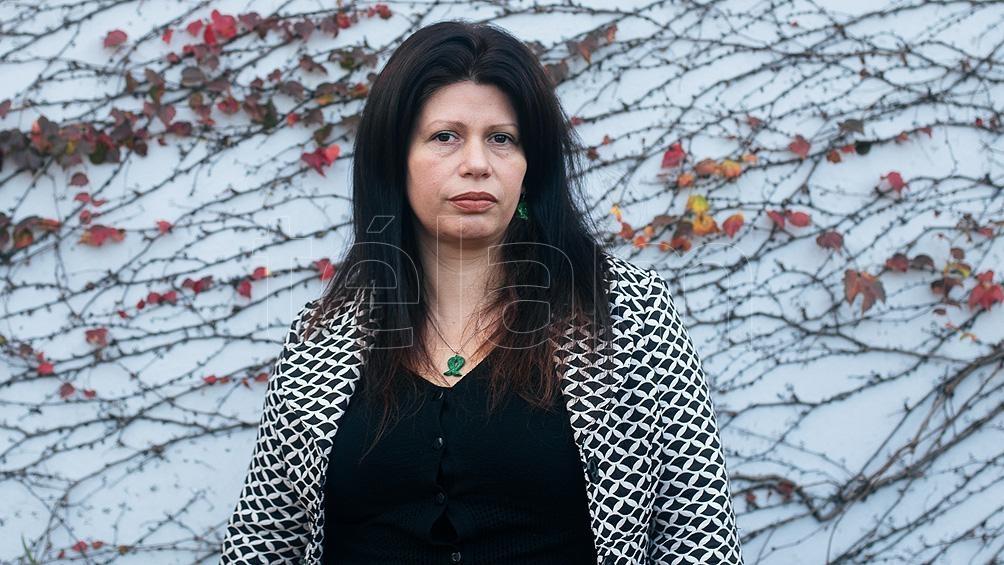 Dolores Reyes, autora de Cometierra. Editada por Sigilo y representada por la agencia Indent.