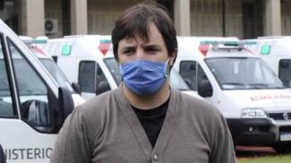 El viceministro de Salud bonaerense Nicolás Kreplak