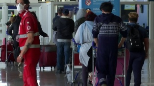 Italia aumenta los controles en aeropuertos para evitar nuevos casos importados