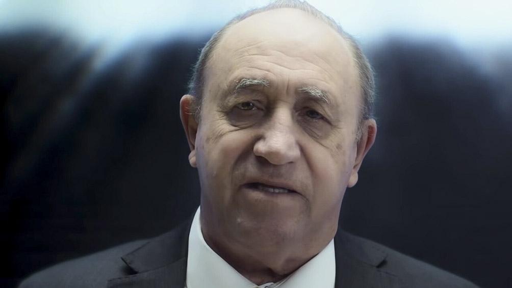 Luis Margani como Grondona