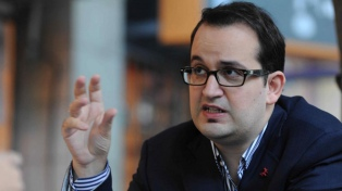 Solá se reunió con el embajador Carlés en busca de profundizar relaciones con Italia
