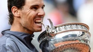 """A 15 años del inicio del reinado de """"Rafa"""" Nadal en Roland Garros"""