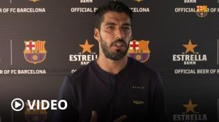 """""""El regreso tras una lesión siempre cuesta, porque estás con cierto miedo"""", admitió Luis Suárez"""