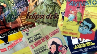 Comedias argentinas en blanco y negro, para ver en casa