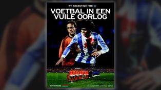 """Marcel Rozer, escritor neerlandés: """"Perder la final habría sido peligroso para el régimen de Videla"""""""