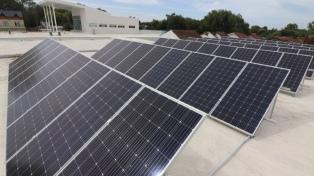 El Hospital Municipal de Santa Teresita cuenta con 56 paneles solares