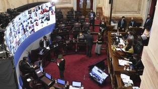 El oficialismo en el Senado insistirá con las leyes de Alquileres y Educación a Distancia