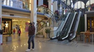 Afirman que más del 10% de los locales cerrarán en los shoppings por la inactividad