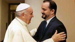 Con apoyo del Papa, Carlés crea una fundación para aplicar la Laudato Si'