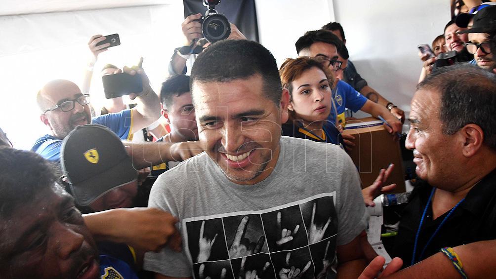 Riquelme, Maradona y Batistuta, en un ranking de los más