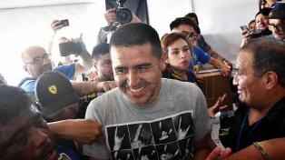 """Riquelme, Maradona y Batistuta, en un ranking de los más """"agradables"""" de la historia"""