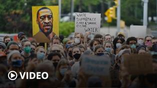EEUU y el mundo se movilizan por Floyd, para exigir el fin de la injusticia y la violencia racial
