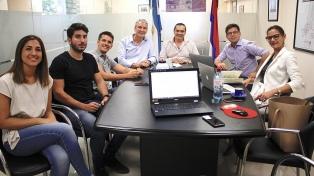 Misiones fabrica los primeros termómetros infrarrojos inteligentes del país