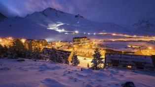 Los paisajes invernales despliegan su belleza sin turistas