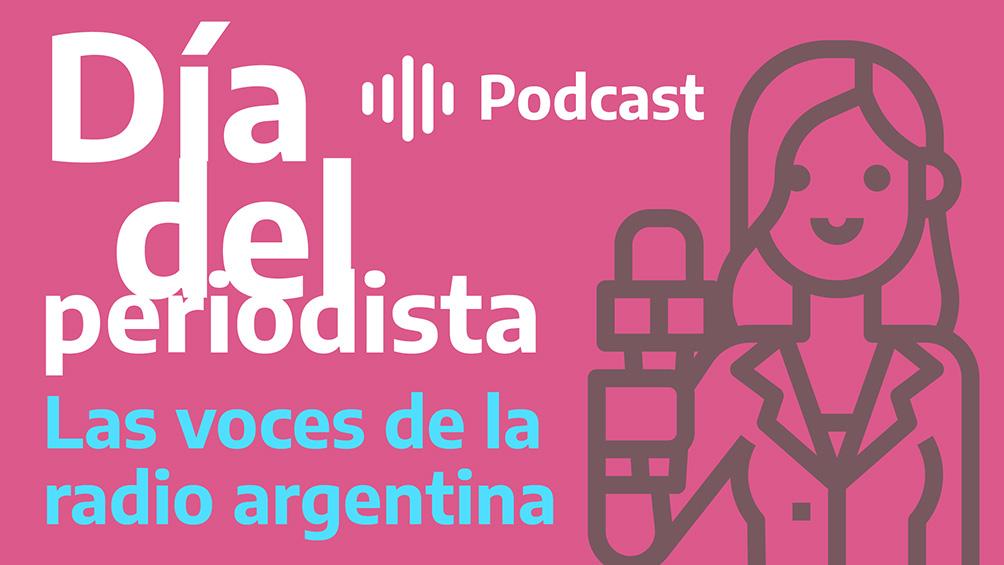 Día del Periodista: las voces de la radio argentina
