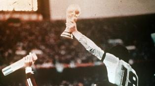 Detalle de todos los partidos de Argentina rumbo a la coronación del primer título mundial