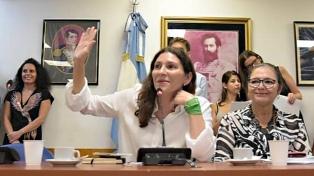 Monica Macha convoca al primer encuentro sobre paridad y cupo en medios