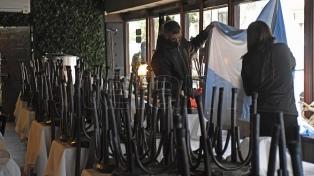 El 12% de los hoteles y locales gastronómicos porteños dejaron de funcionar por la pandemia