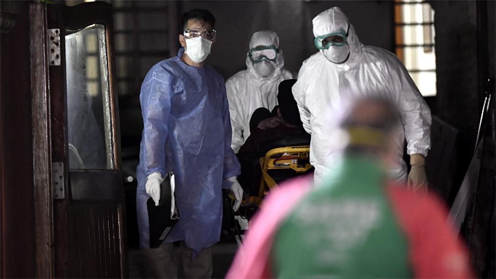 Suman 664 las víctimas fatales y 22.794 los infectados por ...