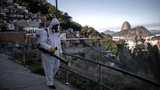 Brasil, Perú, México, Colombia y Chile, se ubican entre los diez con más casos en el mundo.