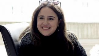 Legisladora Ofelia Fernández, del Frente de Todos