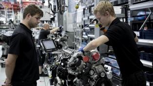 En octubre, creció 1% la demanda interna de maquinaria en Alemania