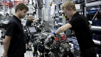 EN ABRIL: Por el coronavirus, la producción industrial alemana mostró su mayor caída en 30 años