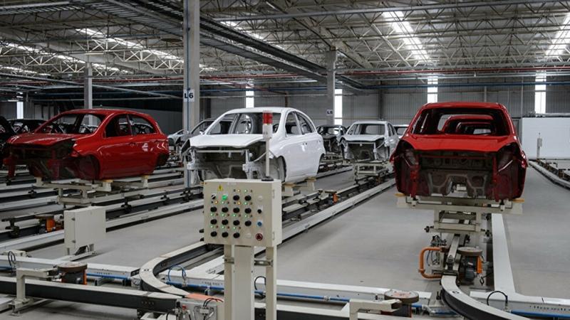 La producción nacional de vehículos superó las 29 mil unidades en abril