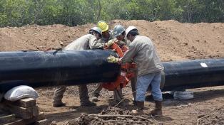 Anuncian la reactivación del gasoducto del NEA