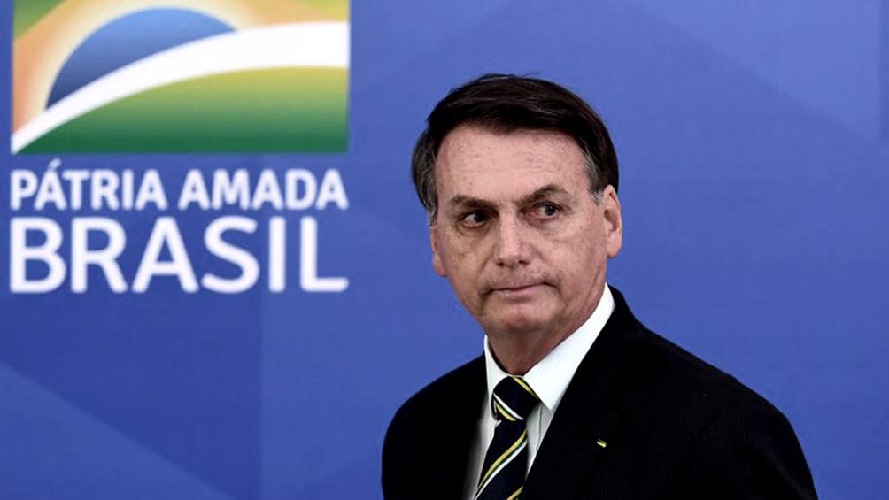 Bolsonaro fue citado a testificar personalmente por presunta interferencia en la Policía Federal