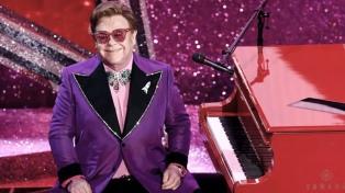 Forbes ubica a Elton John como el músico mejor pago del último año en el mundo