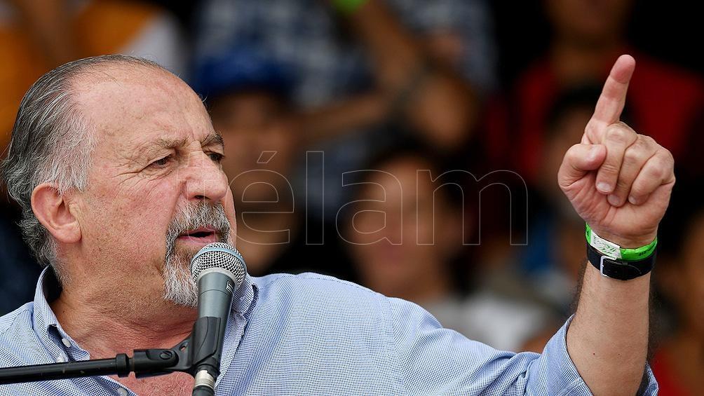 Yasky reafirmó que propondrán una alianza social