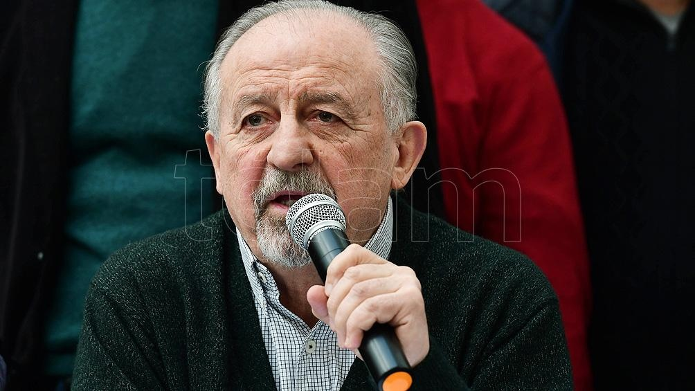 Yasky cuestionó las afirmaciones del referente empresarial Daniel Funes de Rioja, vicepresidente de la UIA