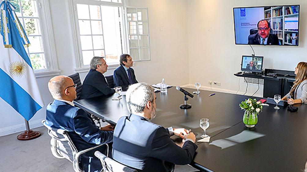 Apoyo de las Naciones Unidas al Consejo Económico y Social propuesto por el Presidente