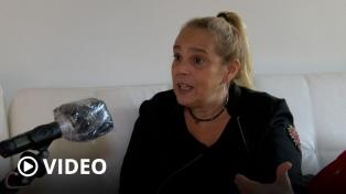 Bárbara García, la víctima acusada de falso testimonio por un represor que irá a juicio