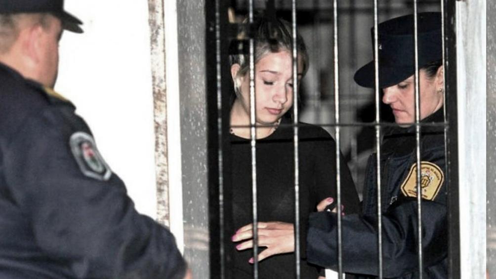 Galarza (21) permanece alojada en la Unidad Penal 6 Concepción Arenal, de Paraná, donde cumple la condena por el crimen de Pastorizzo (20).