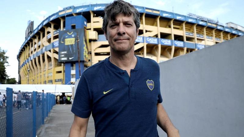 Pergolini renunció a la vicepresidencia de Boca tras enfrentarse con Riquelme