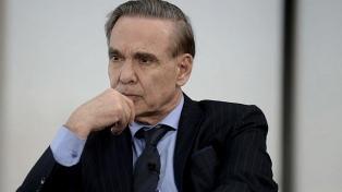 """Pichetto admitió que """"hay una discusión más horizontal"""" en Juntos por el Cambio"""