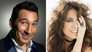 Ariel Ardit y Patricia Sosa presentan las nuevas ediciones de Unísono por la TV Pública