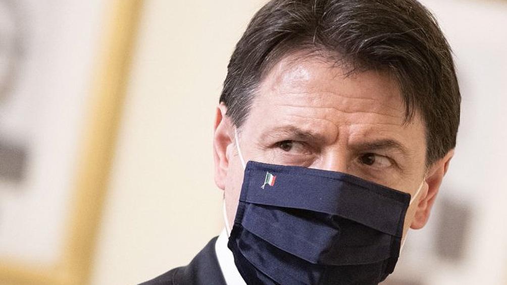 Giuseppe Conte dijo que la cuarentena depende del comportamiento de los ciudadanos