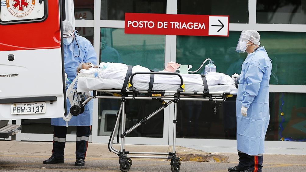 En algunos países de la región los servicios de salud están al límite de sus posibilidades.