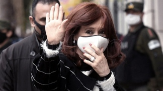 La actividad que los espías tenían que realizar era vigilar los perímetros de la casa de Cristina Kirchner y el Instituto Patria.
