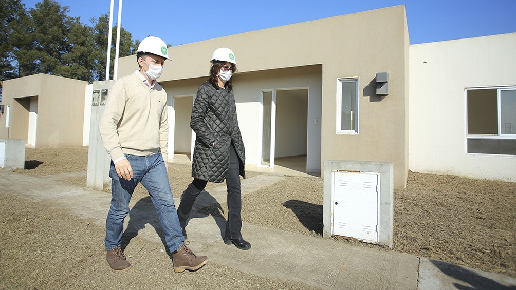 """""""La necesidad de suelo es una tarea que tenemos que darnos de una manera muy intensiva"""", aseguró Bielsa."""